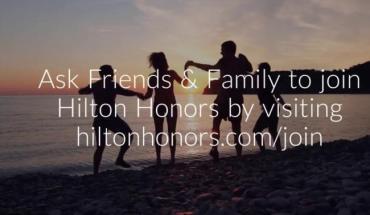 Hilton Go Family And Friends