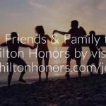 Hilton Go Family And Friends