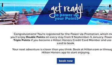 Hilton Honors com Go